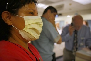 Medical personnel and flu shots